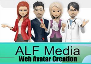 web avatar creation